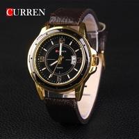 XR670 High Quality Fashion New Designed Men Sports Wrist Watch Watches Curren Gold Men Dress Quartz Watches Relogio Inteligente