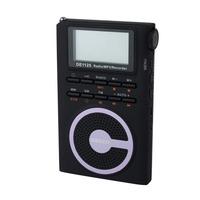 Hot Sale DEGEN DE-1125 FM Stereo Radio MW SW DSP ATS Built-in 4GB MP3 Radio Y4220A