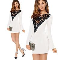 HOT-selling 2015 Fashion European American Elegant ladies slim dress package hip lace dress large size Sexy dress S M L XL XXL