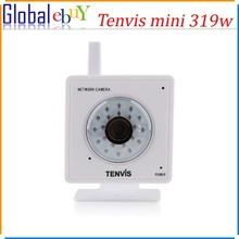 Tenvis Mini Wireless IP Camera Night Indoor Security camera Mini319w CMOS Network IR Night Vision Support Smartphone