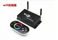 New design RGB WiFi controller Android and IOS system RGB LED WiFi led Controller free shipping