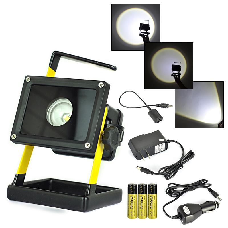 Rechargeable Spotlight Led Led Flood Light Spotlight