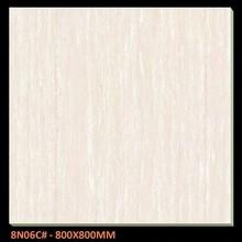 2015 Porcelain Polished Floor Tiles with nano 600X600MM LuBan  LineStone 8N06C