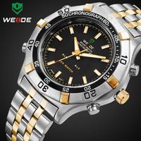 New Fashion men wristwatch stainless steel men watch sport waterproof quartz 3 ATM water resistant Japan movement watches men