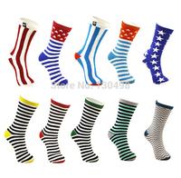 Free Shipping New Fashion Double 2014 2015 Socks 100% Cotton Towel Bottom Wholesale