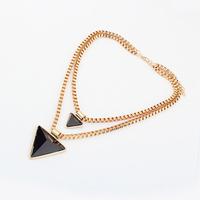 2015 New Fashion Classic Design Dress Chain Choker Vintage Bohemia Rhinestone Neon Bib Statement Necklace Jewelry Gift For Women