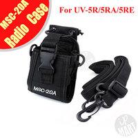 FREE SHIPPING! MSC-20A Multi-function Radio Case Holder for BAOFENG UV-5R /5RA/5RE Plus UV-82 UV-B6 GT-3 Kenwood Wouxun