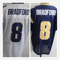 #8 Sam Bradford Jersey,Elite Football Jersey,Best quality,Authentic Jersey,Size M L XL XXL XXXL,Accept Mix Order
