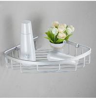 Bathroom Shelf Shelving Space Aluminum Storage Shleves Simple Hanging House Ornamentation Free shipping
