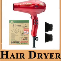 Household Professional Parlux Hairdryer 3800 ECO Friendly Hair Dryer Secador De Cabelo Hair Dryer Styling tools 12pcs/1lot