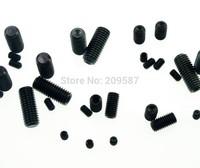 QTY50 M2x12mm Head Hex Socket Set Grub Screws Metric Threaded Cup Point