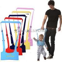 Kids keeper Baby Safe Walking Learning Aid Assistant,Toddler Kid Harness Adjustable Strap Wings,walking belt for infant,5 Colors