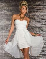 Vestidos Women Causal Dress 2015 Free Shipping Lace Dress Sleeveless New Fashion Women Sexy Chiffon Dresses