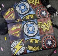 Trendy Lady Punk Style Style Pu Leather Rivet Handbags Women Shoulder Bags Leather Messenger Clutches Evening Bags Purse #BA327