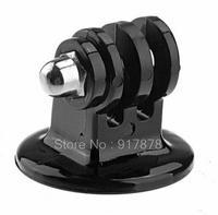 Free Shipping Mini Camera Tripod Phone Monopod Mount Adapter For GoPro HD HERO 1 2 3 Camera Accessories Black