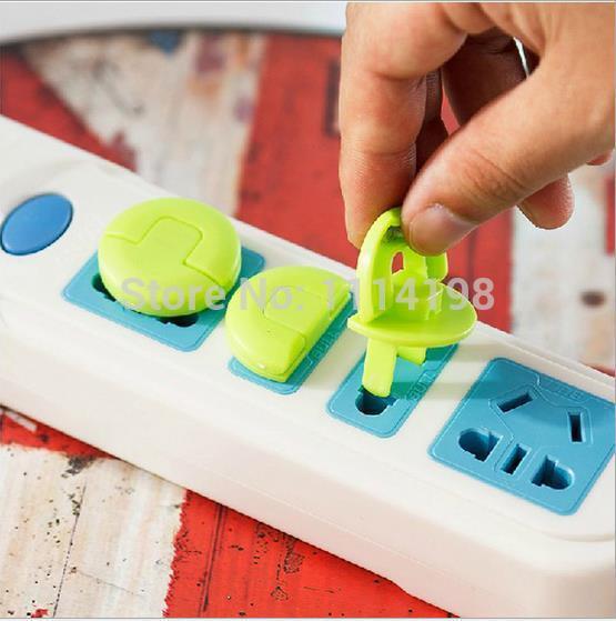 Wholesale8 шт / много милый ребенок безопасности продукт дети детские гнездо крышки крышка 2-3 однофазный