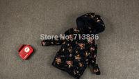 winter baby kids coats Korean style children girls warm outerwear    BB406CT-46