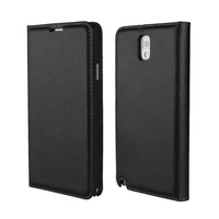 New Luxury Wallet Stand Leather Case for Samsung Galaxy Note 3 N9000 with Card Holder