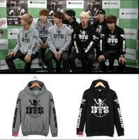 2014 autumn and winter BTS bangtan boys men and women kpop coat   jacket  kpopbts poster bts album bts hoodie