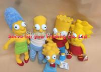 The Simpsons plush doll Frozen princess dolls Simpsons family plush toy Homer J Marge Bart Lisa Maggie best gift for children