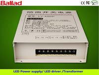 Rain tight switch power  400W/ 400W LED driver/ LED power supply/LED transformer with DC12V/24V or DC5V