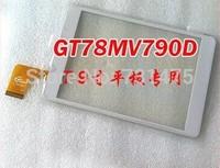 7-inch touch screen original external screen number GT78MV790D