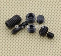 QTY50 M2x3mm Head Hex Socket Set Grub Screws Metric Threaded Cup Point