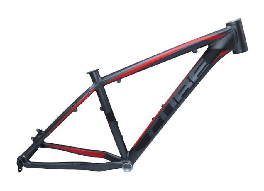 "New design 2014 Cube REACTION 26er Frame MTB Bike Aluminium Alloy 16""/18"" Bicycle Parts fixed gear road bike frame free shipping(China (Mainland))"