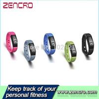 Hottest Bluetooth Wristband Calories Pedometer Sleep Tracker Similar Fitbit