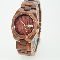 2015 BEWELL Wood Watch Healthy Wooden Watches Top Luxury Top Quality Unisex Dress Wood Wristwatch Free Shipping