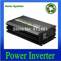 Pure sine wave inverter 3500W 230/220V 12/96VDC, CE certificate, PV Solar Inverter, Power inverter, Car Inverter Converter
