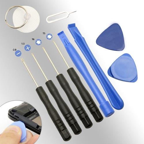 hand tools screwdriver set mobile phone repair opening tools kit sets for lg g3 g2 nexus 5 4. Black Bedroom Furniture Sets. Home Design Ideas