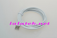 2m(6ft) 8-PIN USB Cable for iPad air iPhone 6 plus 5S iPad mini Durable Design USB Cables Cord IOS8 20pcs High Quality