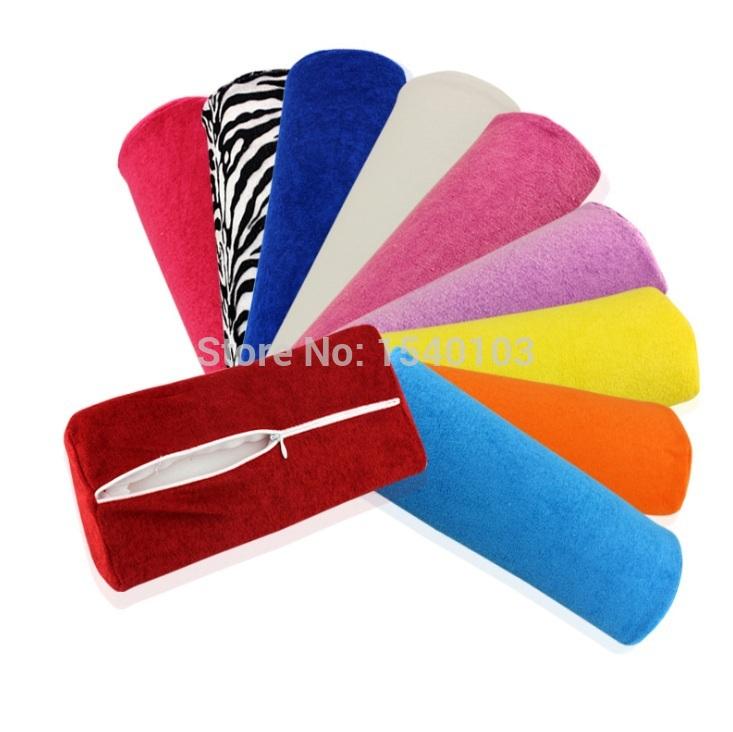Hot Sale 1Pcs New Pink Soft Nail Art Small Hand Pillow Cushion, Hand Holder Nail Makeup Cosmetic Tool(China (Mainland))