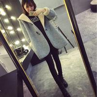 New Winter Women Fur coat Fashion Lambs wool Overcoat Jacket Casual Women Faux Fur women tops SW147