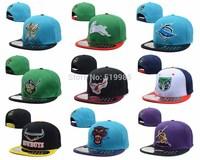 NRL Snapback hats brand new men's most popular Adjustable gorras bones baseball caps
