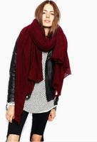 New winter Vintage knitting wool Super-long extra-wide warm shawl  women's scarf