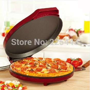 220v elektrikli tava ev mutuifunctional pizza fırını elektrik krep