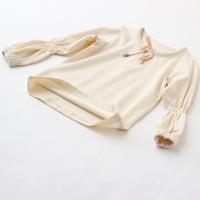 Children Autumn T shirts New Clothing Girls Princess Fashion Organic Cotton Wear Kids Knitted Brand Quality Clothing 4pcs/lot