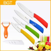 Ceramic Kitchen Knife Set Peeler 3' 4' 5' 6' Knives Chef knife in Paring Cleaving Filleting Peeling Boning Utility