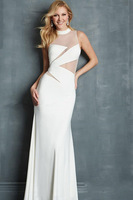 2015 New Arrive Women Formal Prom  Long Dress Party dresses Slim Maxi Gown Cute DRESS Bodycon Split Blackless Vestidos de Renda