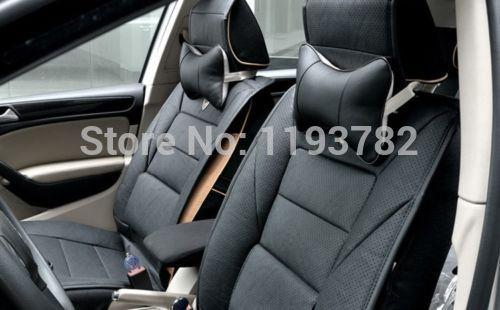 For Volkswagen Golf Tiguan CC Polo Passat GTI Car Travel Pillow Car Head Rest Auto Neck Cushion(China (Mainland))