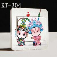 Free Shipping Traditional Chinese switch sticker China style wall sticker KT-304