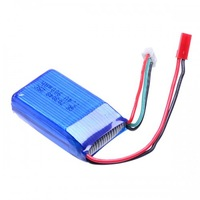 7.4V 900mAh 25C LiPo Battery for Esky lama V3 V4 5#4 RC Helicopter  13139