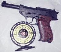 German World War II German toy gun infrared simulation toy pistol P38 pistol shooting