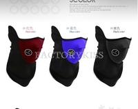 Free Shipping Neck Warmers Balaclavas CS Hat Headgear Winter Skiing Ear Windproof Face Mask Motorcycle Bike Scarf 4016-738