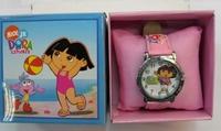 Dora DORA cartoon watches boxed gift box watches selling watches favorite cartoon girl