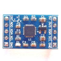 Freeshipping MPU-6050 Module + triaxial acceleration gyroscope module 6 axis attitude module