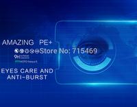 Free ship 5pcs NILLKIN Amazing PE+ blue light resistant Glass Screen Protectors for Moto Nexus 6