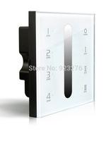 Free HK Post D5 Touch Led  Controller DMX512 4 Zones control DC12-24V   Dimming Touch Panel LED Controller